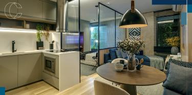 Por que investir em apartamentos de 1 quarto em 2021?
